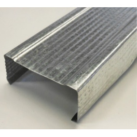 Poste Metalico Para Tablaroca 15.24 6 Cal.20 3.05 Mts