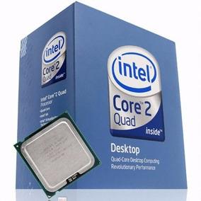 Micros Intel Core 2 Quad Q6600 2.4ghz/8mb 775 Pc La Plata