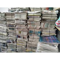 Jornal Velho Fardo De 10 Kilos Promoção Por R$ 25,00