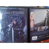 Game Of Thrones 5-6-8-1 5-7-5-7- Temporadas