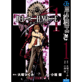 Death Note - Completo + Especiais (hq Digital)
