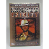 Dvd Eles Me Chamam Trinity Terence Hill Bud Spencer Original