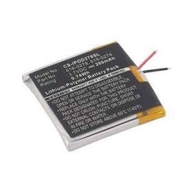 Bateria Ipod Shuffle 2 3 Segunda - Tercera Generacion 2.5x2