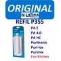 Refil Filtro Original Pa355 Fun Kitchen Purificador Latina