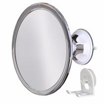 Nuevo Espejo Antiempañante Para Regadera Pared 360 Ajustable