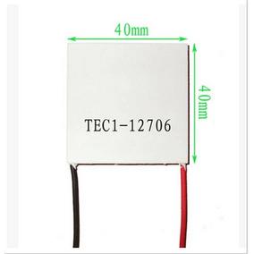 Celda Peltier Tec1-12706 12v 60w (57w) Cavas Dispenser