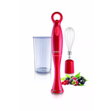 Licuadora De Mano Minipimer Peabody Lm312 En Colores Alclick