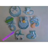 Distintivos Baby Shower,nacimiento En Foami