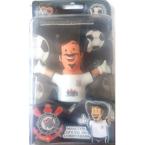 Corinthians Boneco Mascote 100 Anos - Oficial - Frete Grátis