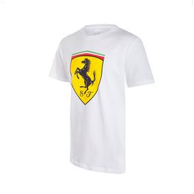 Remera Puma Sf Big Shield