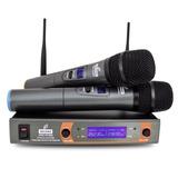 Microfone Sem Fio Duplo Arcano Arc-whg2