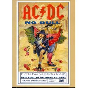 Dvd Ac Dc - No Bull: The Directors Cut