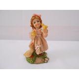 Muñeca Chica De Ceramica