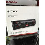 Auto Stereo Sony Aux,usb,caratula Y Control Remoto Dsx-a100