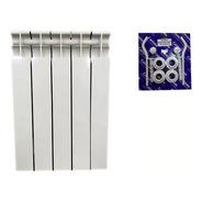 Radiador Caldaia  5 Elementos Con Kit Instalación Gratis
