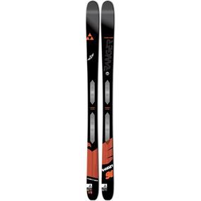 Tablas De Ski Fischer Ranger 90 Ti + Fijaciones - Freeski