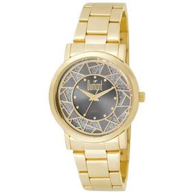 Relógio Dumont Feminino Ref: Du2036ltn/4c