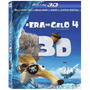 A Era Do Gelo 4 - 3d + 2d + Dvd - Box Blu-ray Novo E Lacrado