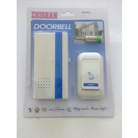 Campainha Residencial Sem Fio Doorbell 32 Musicas Promoção
