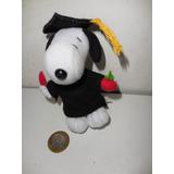 Peluche Snoopy Graduación