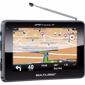 Gps Navegador Automotivo Multilaser Tela 4.3 Tv Digital