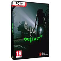 Outlast 2 Jogo Completo Pc Dvd Mídia Física - Frete 8 Reais