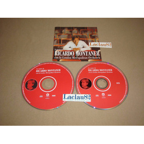 Ricardo Montaner Lo Mejor Con La London 2005 Warner Cd + Dvd