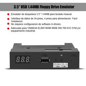 Emulador De Disketera 3.5 1.44mb Usb Sfr1m44-fel-dl
