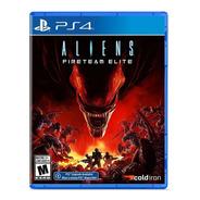 Aliens Fireteam Elite Ps4 Juego Fisico Sellado Original Cd