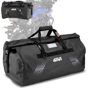 Bolsa Traseira Moto Givi 80 Litros Ut804 Impermeável