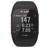 Reloj Gps Actividad Y Frecuencia Cardiaca Polar M430 Negro P