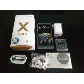 Lg X Cam Nuevo Con Accesorios Y Regalos (movistar)
