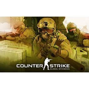 Counter-strike: Global Offensive/ativaçao Steam/envio Imedia