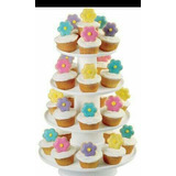 Base Exhibidor Cupcakes Wilton Como Nueva Pastelería Reposte