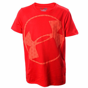 Playera Ua Circle Logo Crew Para Niña Under Armour Ua661