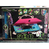 Laboratorio Diseñador Tatuajes Monster High
