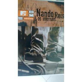 Dvd Nando Reis & Os Infernais Mtv Ao Vivo.