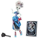 Juguete Scary Monster High Frankie Stein Cuento Muñecas