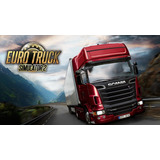 Euro Truck Simulator 2 Chave Steam Cd Key Original Online
