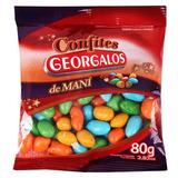 Confites De Mani A Georgalos 80 Grs.