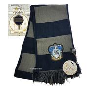 Bufanda Harry Potter Ravenclaw + Pin Licencia Original Rayas