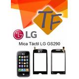 Mica Tactil Lg Gs290