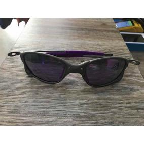 Juliet De Metal Roxa Sol Oakley - Óculos no Mercado Livre Brasil 2a1fc7e003