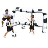 Arco De Futbol Inflable (envío Gratis)-bestway