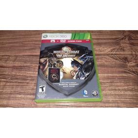 Mortal Combat Vs Dc Universe Para Xbox 360, Envio Gratis
