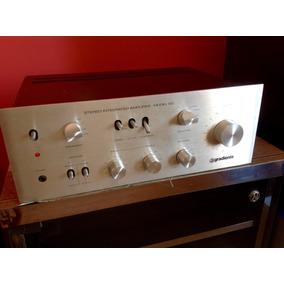 Amplificador Gradiente Model 120 Funcionando Bem Conservado