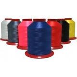Linhas Bordar Ricamare 4000m- 15 Cones + 2 M De Hidrotela