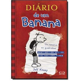 Diário De Um Banana: Um Romance Em Quadrinhos - Vol.1 - Cap