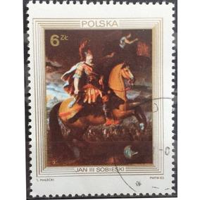 23742 - Polonia - Jan I I I Sobieski - Pintura