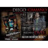 Dentro De Las Baterias Del Credo-dvd-diego Camaño